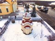 Часовня Матроны Московской - Радонеж (Городок) - Сергиево-Посадский городской округ - Московская область