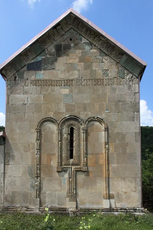 Грузия, Шида-Картли, Цинарехи. Церковь Вифлеемской иконы Божией Матери, фотография. фасады, восточный фасад