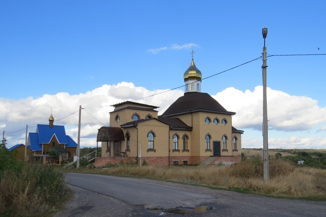 Церковь Луки (Войно-Ясенецкого) (строящаяся), Муравлево