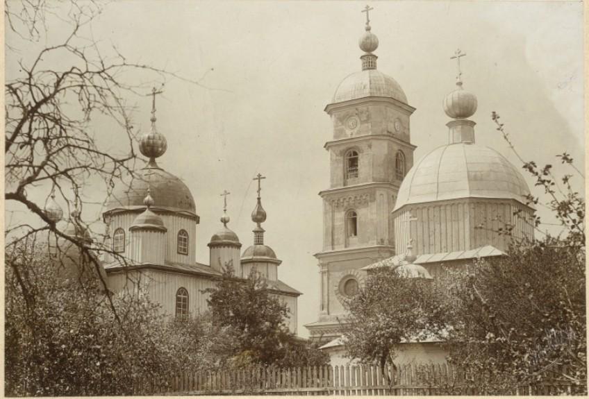 Покровский мужской монастырь, Белая Криница