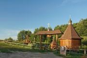 Часовня Тихвинской иконы Божией Матери - Замытье - Рамешковский район - Тверская область