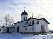Косино-Ухтомский. Серафима Саровского в Кожухове, церковь