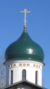 Церковь Серафима Саровского в Кожухове - Косино-Ухтомский - Восточный административный округ (ВАО) - г. Москва