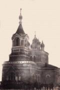 Церковь Рождества Христова - Емуртла - Упоровский район - Тюменская область