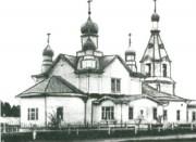 Церковь Михаила Архангела - Верхотулье - Арбажский район - Кировская область