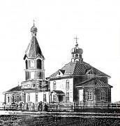 Церковь Афанасия Александрийского - Шембеть - Арбажский район - Кировская область