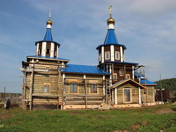 Церковь Троицы Живоначальной, Шемаха