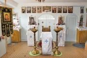 Каскара. Казанской иконы Божией Матери, церковь