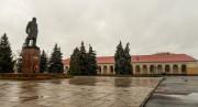 Моршанск. Вознесения Господня, церковь