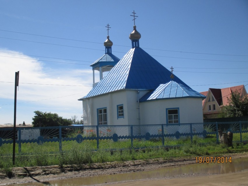Церковь Владимирской иконы Божией Матери, Кокуй