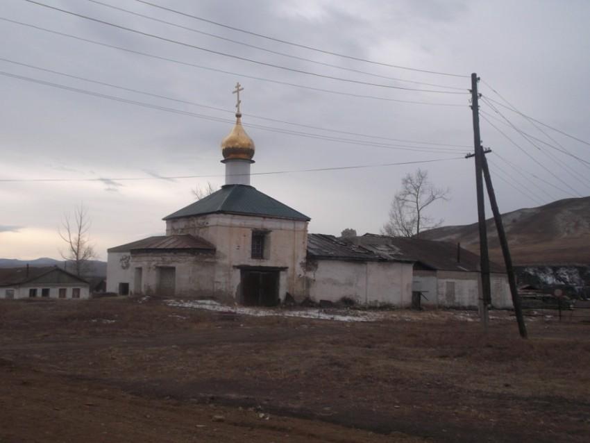 Церковь Илии Пророка, Верхняя Куэнга