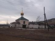Церковь Илии Пророка - Верхняя Куэнга - Сретенский район - Забайкальский край