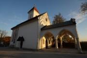 Неизвестная церковь - Крань - Словения - Прочие страны