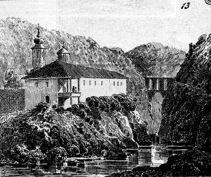 Витовницкий Успенский монастырь, Витовница