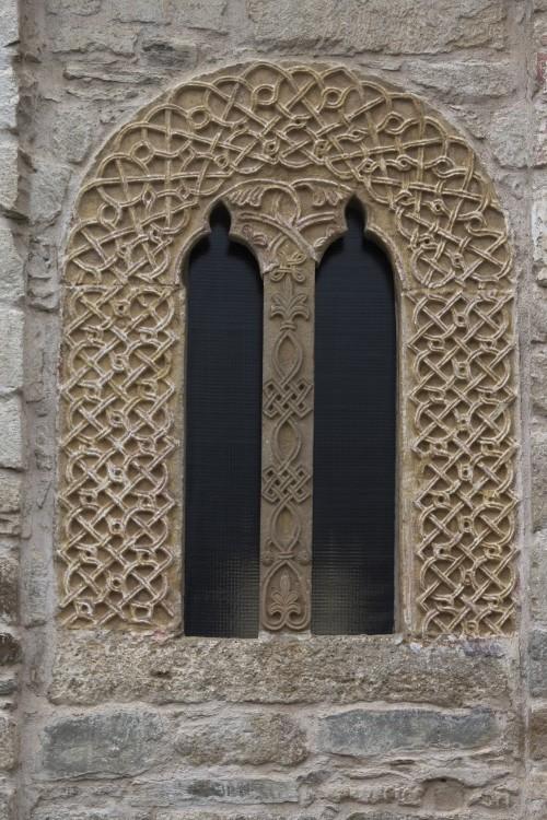 Сербия, Расинский округ, Прнявор. Монастырь Любостинья, фотография. архитектурные детали
