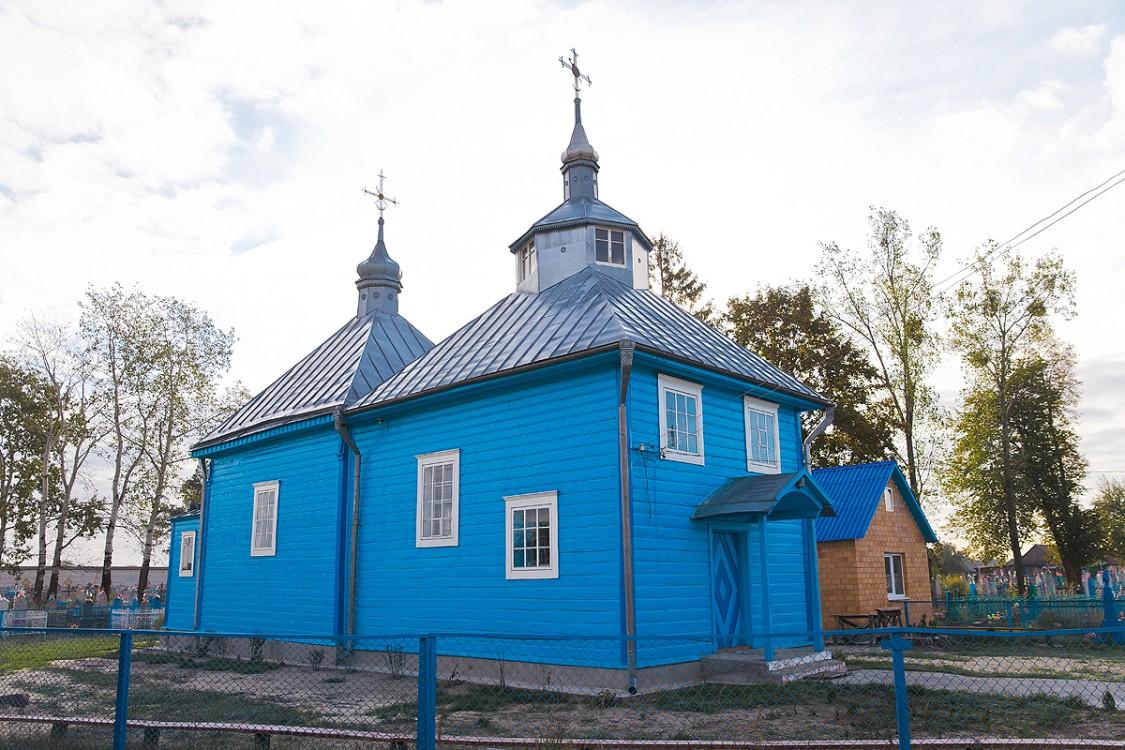 Церковь Николая Чудотворца, Ворони