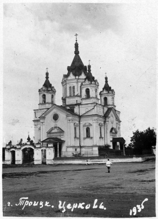 Собор Михаила Архангела, Троицк