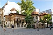 Бухарест, Сектор 3. Монастырь Ставрополеос. Церковь Михаила и Гавриила Архангелов