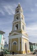 Оранский Богородицкий мужской монастырь. Колокольня - Оранки - Богородский район - Нижегородская область