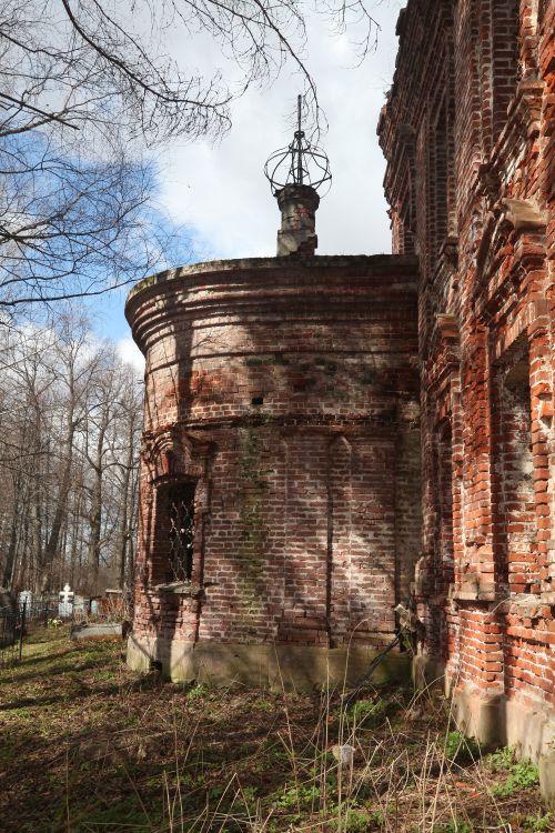 Церковь Рождества Пресвятой Богородицы, Гаврилов-Ям