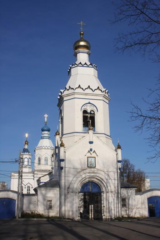 Богородичный Щегловский монастырь. Колокольня, Тула