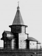 Церковь Петра и Павла - Кондратовская (Пучуга) - Верхнетоемский район - Архангельская область