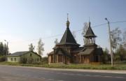 Церковь Сергия Радонежского - Бараки - Судогодский район - Владимирская область