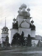 Церковь Спаса Преображения - Чекуево - Онежский район - Архангельская область