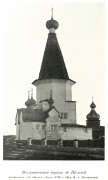 Церковь Воздвижения Креста Господня - Савинское (Шелекса) - Плесецкий район - Архангельская область