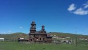 Церковь Спаса Преображения - Курунзулай - Борзинский район - Забайкальский край