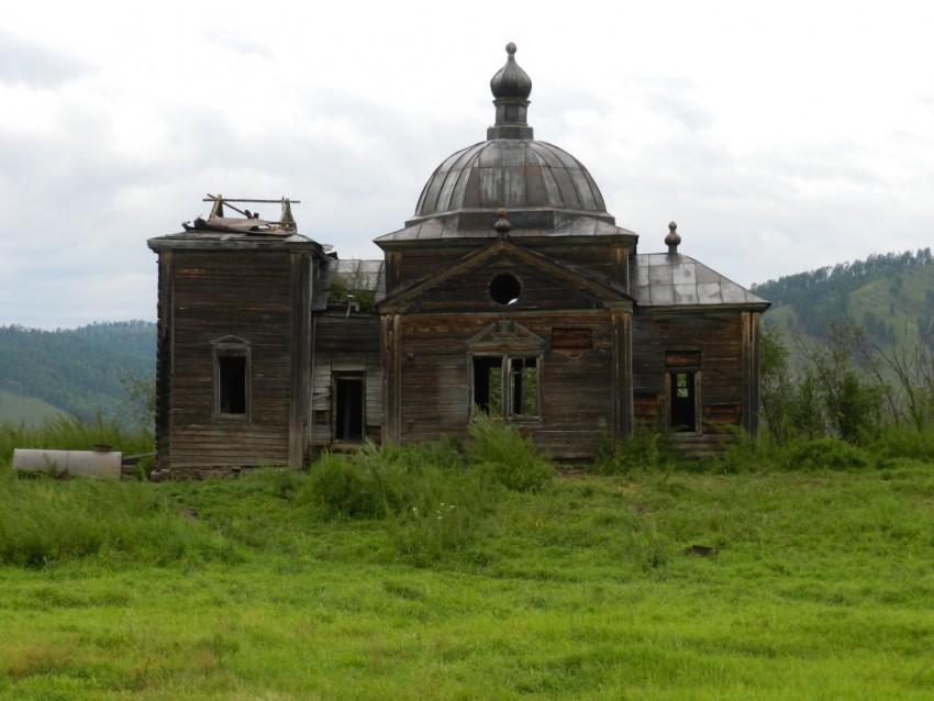 Церковь Прокопия Устюжского, Горбица