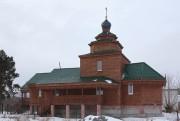 Церковь Введения во храм Пресвятой Богородицы - Хомутинино - Увельский район - Челябинская область