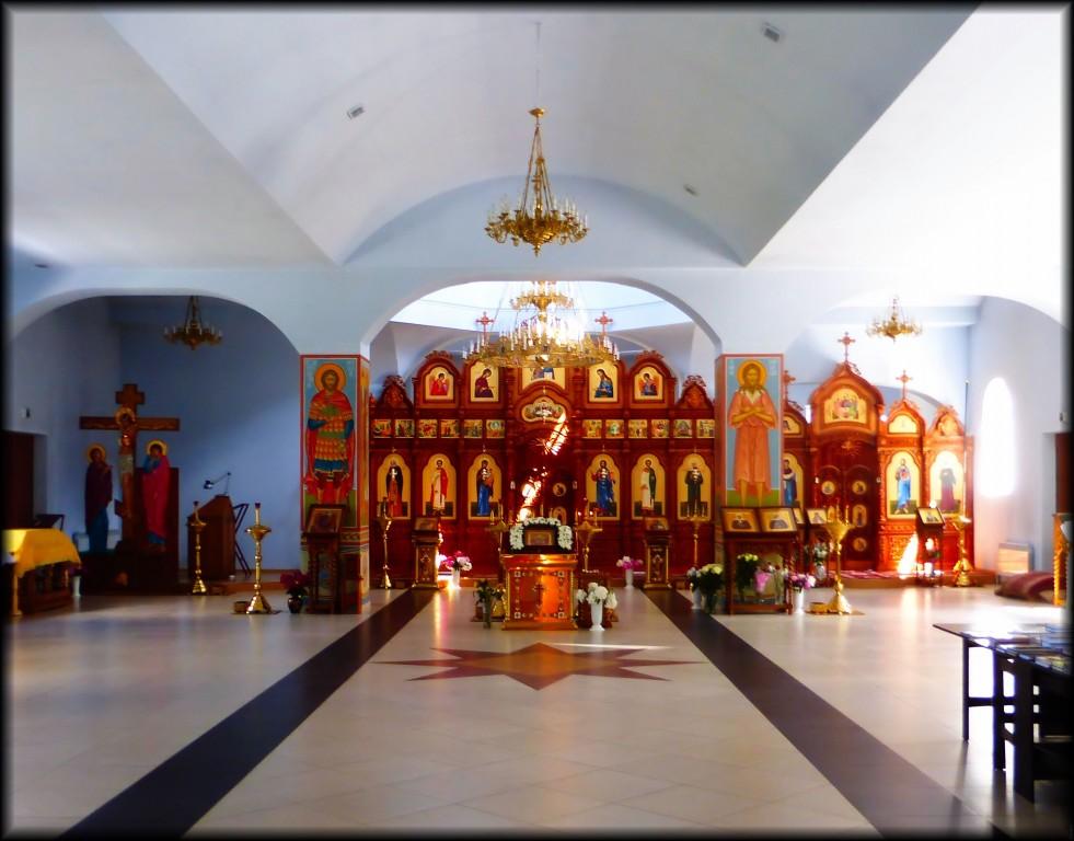 Церковь Матроны Московской и Ксении Петербургской, Курск