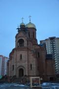 Церковь Сретения Господня и Анатолия Никомедийского - Курск - Курск, город - Курская область
