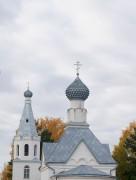 Церковь Александра Невского - Красный Яр - Ордынский район - Новосибирская область