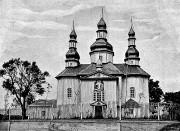 Церковь Воскресения Христова - Брусилов - Брусиловский район - Украина, Житомирская область