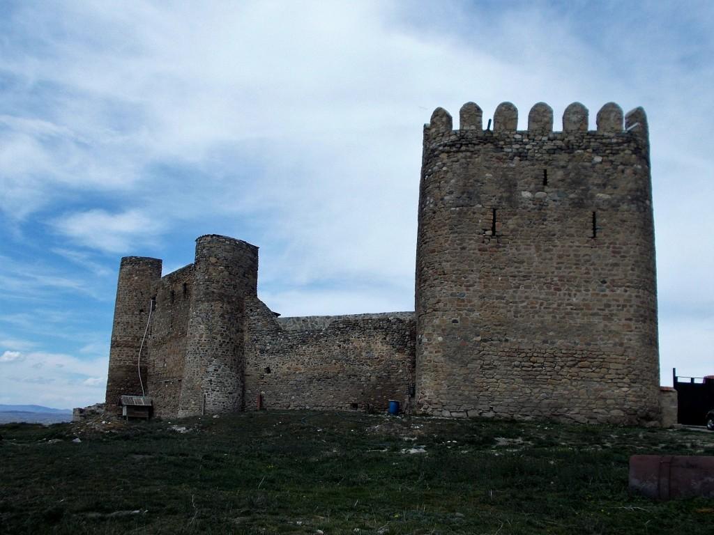 Грузия, Шида-Картли, Самцериси. Архангельский монастырь, фотография. фасады