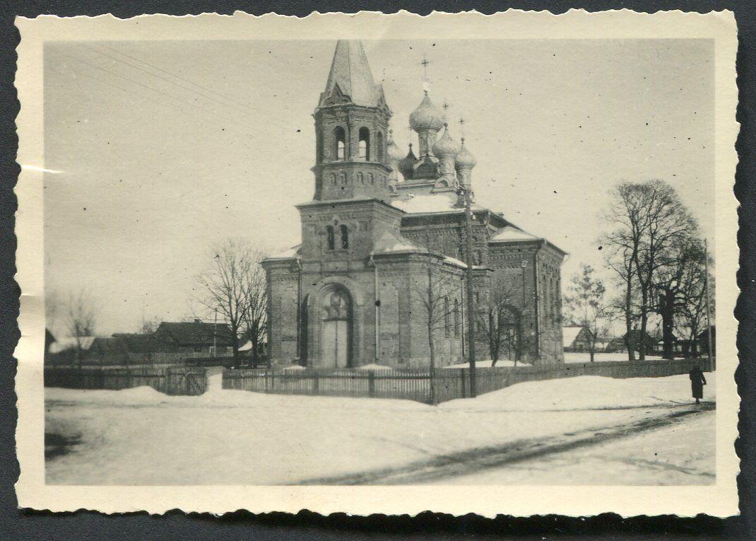 Кафедральный собор Воздвижения Креста Господня, Лунинец
