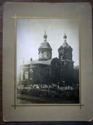 Петергоф. Троицы Живоначальной на Троицком кладбище в Старом Петергофе, церковь