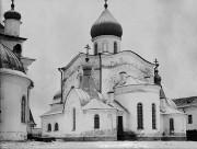 Оять. Введено-Оятский женский монастырь. Церковь Богоявления Господня
