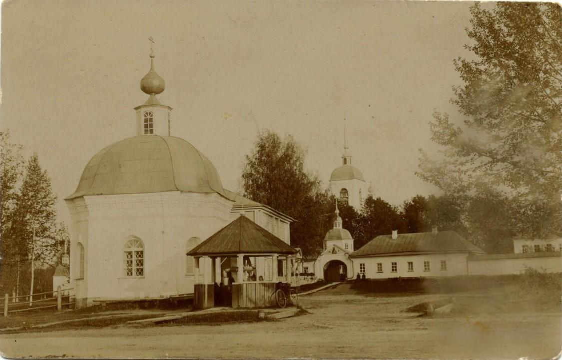 Николо-Беседный мужской монастырь, Тихвин