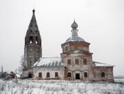 Церковь Спаса Нерукотворного Образа - Новосёлки - Комсомольский район - Ивановская область