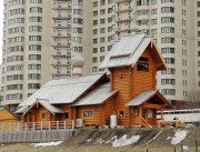 Церковь Нины равноапостольной в Черёмушках - Черёмушки - Юго-Западный административный округ (ЮЗАО) - г. Москва