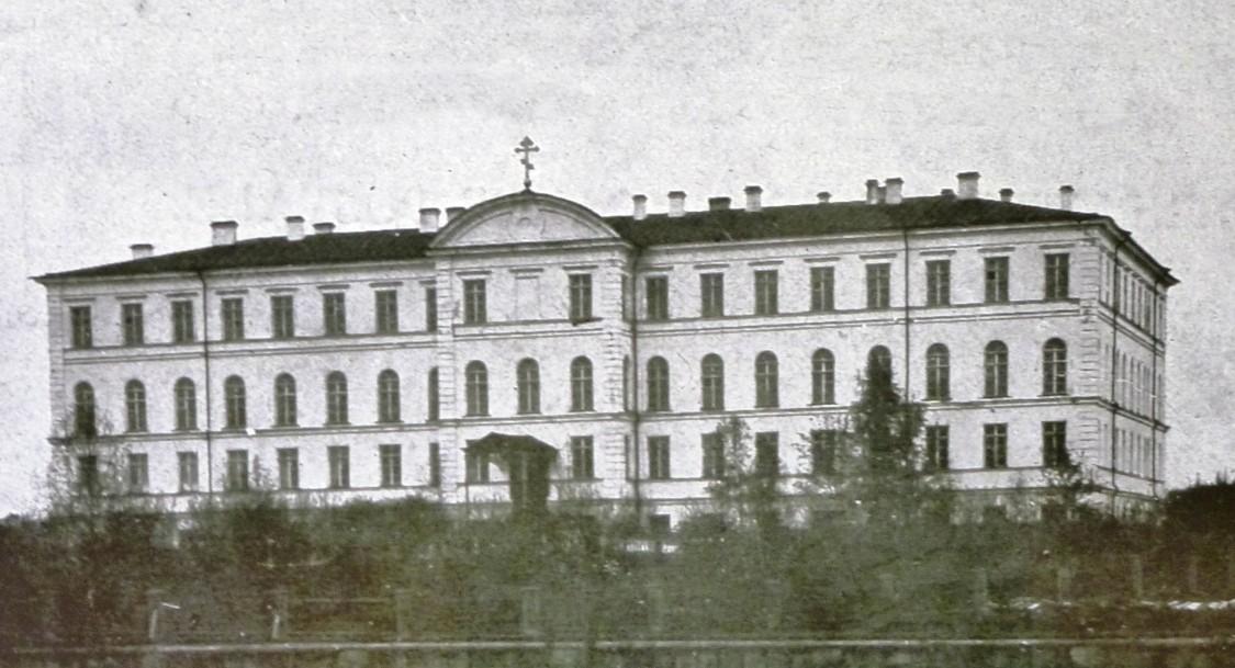 Церковь Иоанна Богослова при Олонецкой Духовной семинарии, Петрозаводск