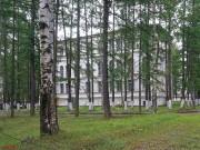 Церковь Иоанна Богослова при бывшей Олонецкой Духовной семинарии - Петрозаводск - Петрозаводск, город - Республика Карелия