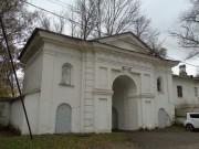 Великий Новгород. Антониев монастырь. Колокольня