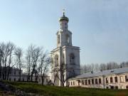 Юрьево. Юрьев мужской монастырь. Колокольня