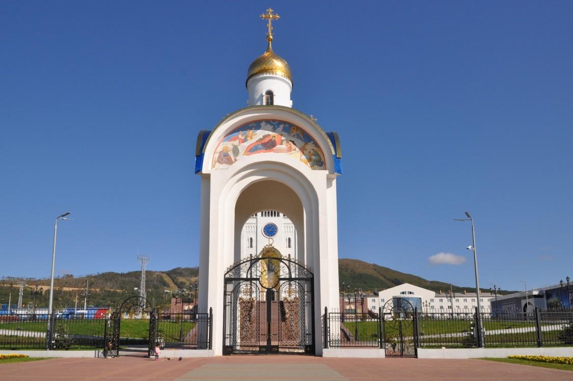 Кафедральный собор Рождества Христова, Южно-Сахалинск