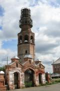Спасо-Преображенский женский монастырь. Колокольня - Усолье - Усольский район - Пермский край