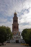 Пощупово. Иоанно-Богословский монастырь. Колокольня
